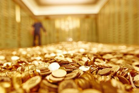 Giá vàng trong nước tăng mạnh phiên đầu tuần