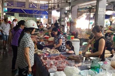 Tháng 11, CPI tăng do giá thực phẩm tăng khá mạnh