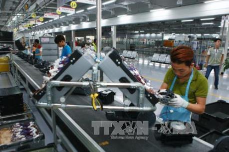 Giải ngân vốn các dự án FDI tăng 8,3%