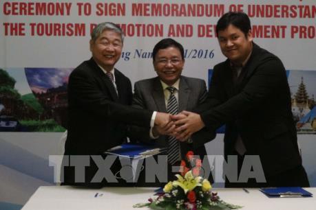 Ký kết hợp tác phát triển du lịch giữa Quảng Nam và Thái Lan