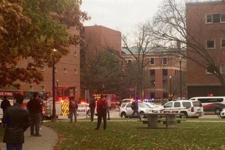 Mỹ: Tấn công bằng dao tại Đại học Ohio, nghi phạm đã bị tiêu diệt