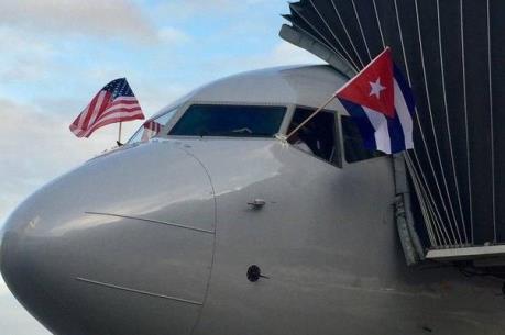 Chuyến bay thương mại đầu tiên của Mỹ hạ cánh xuống Cuba