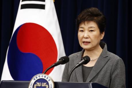Tổng thống Hàn Quốc sẵn sàng từ chức nếu Quốc hội ra quyết định
