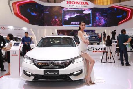Mua xe Honda Accord và Odyssey được du lịch nghỉ dưỡng 5 sao
