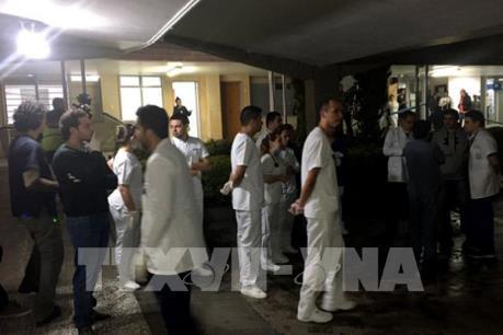 LĐBĐ Nam Mỹ quyết định ngừng toàn bộ các trận đấu sau vụ máy bay rơi ở Colombia