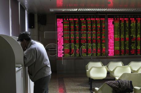 Các thị trường chứng khoán châu Á diễn biến trái chiều
