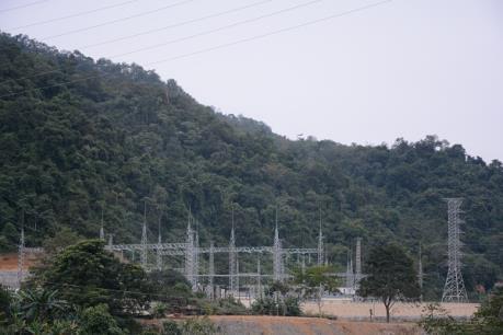 Trạm biến áp 220kV Bảo Lâm và đấu nối đóng điện trước kế hoạch