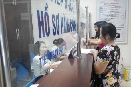 Hà Nội dồn lực để cải cách hành chính