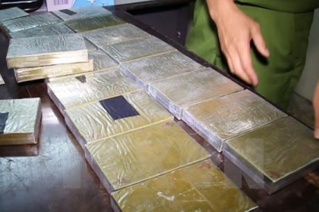 Trao thưởng Ban chuyên án TX 1116 thu giữ 300 bánh heroin