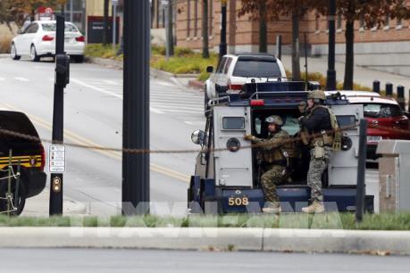 IS tuyên bố đứng sau vụ tấn công tại Đại học Ohio