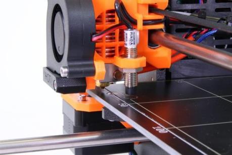 Máy in 3D Prusa i3 MK2 của Séc được đánh giá tốt nhất thế giới