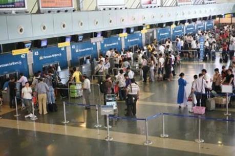Các hãng hàng không đều tăng tải phục vụ Tết Đinh Dậu 2017