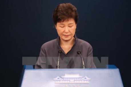 Hàn Quốc hoãn bỏ phiếu luận tội tổng thống