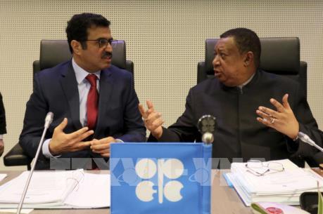 OPEC thông báo kế hoạch cắt giảm sản lượng dầu mỏ từ tháng 1/2017