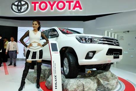Toyota nhận 8 giải thưởng về công nghệ và tiêu chuẩn an toàn