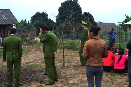 Vụ thảm sát ở Hà Giang: Bắt nghi phạm gây án