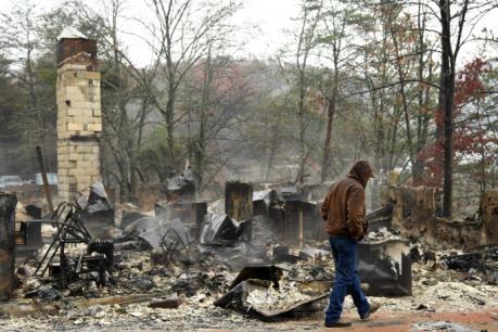 Cháy rừng nghiêm trọng tại Mỹ, hơn 50 người thương vong