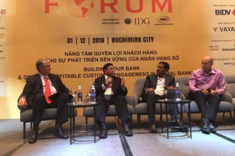 Việt Nam có tiềm năng lớn về phát triển ngân hàng số