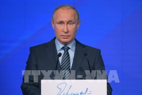 Vụ tai nạn máy bay quân sự Nga: Tổ chức quốc tang ngày 26/12
