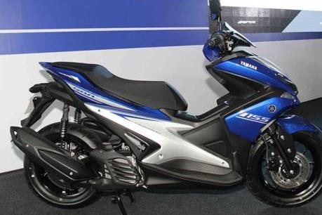 Yamaha chốt giá mẫu xe thể thao NVX hoàn toàn mới từ 45 triệu đồng