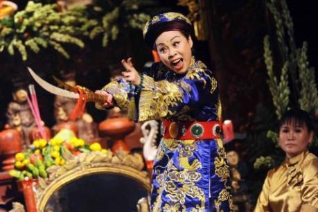 Tín ngưỡng thờ Mẫu của Việt Nam trở thành di sản văn hóa phi vật thể của UNESCO