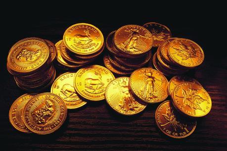 Giá vàng phiên cuối tuần tăng trên 100.000 đồng/lượng