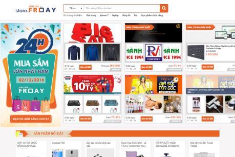 Cách thức mua hàng trong Ngày mua sắm trực tuyến Online Friday 2016
