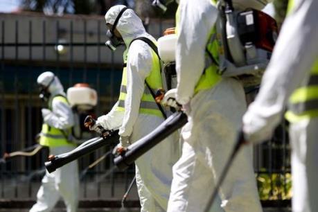Tp. Hồ Chí Minh sử dụng kỹ thuật mới phun diệt muỗi phòng chống vi rút Zika
