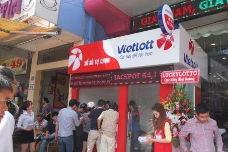Vé trúng thưởng hơn 30,5 tỷ đồng Vietlott phát hành tại TP Hồ Chí Minh