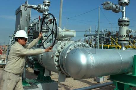 Giá dầu sụt giảm trên thị trường châu Á