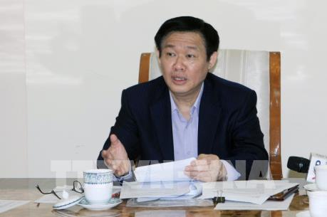 Phó Thủ Tướng Vương Đình Huệ: Kiểm điểm trách nhiệm trong giải ngân vốn đầu tư công