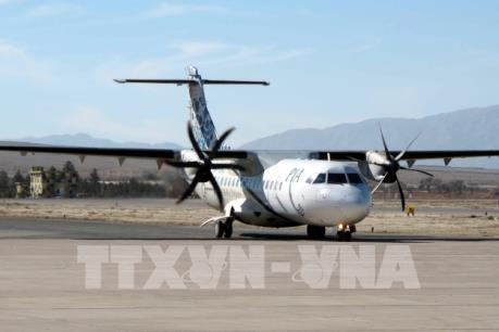 Máy bay Pakistan chở 47 người gặp nạn