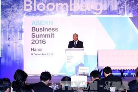 Cộng đồng doanh nghiệp Asean cần tạo động lực mới cho phát triển