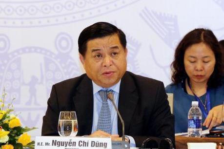 Bộ trưởng Nguyễn Chí Dũng chủ trì tọa đàm với DN hàng đầu Hàn Quốc