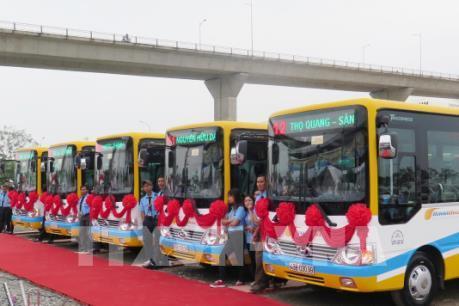 Đà Nẵng miễn phí 5 tuyến xe buýt mới cho mọi hành khách