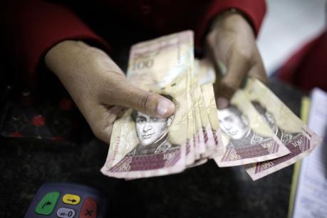 Venezuela đối phó với chiến tranh tiền tệ đến từ bên ngoài