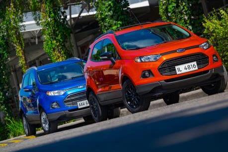 Những dòng xe Ford bán chạy nhất tại Việt Nam