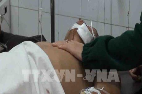 Nổ lớn tại kho hóa chất ở Đắk Lắk khiến 4 người thương vong