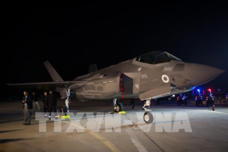 Israel tiếp nhận những máy bay tàng hình F-35 đầu tiên