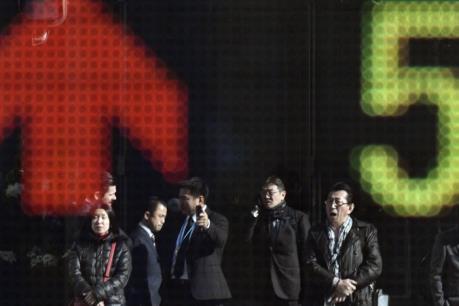 Những diễn biến mới nhất trên các sàn chứng khoán châu Á