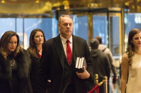 Tổng thống đắc cử Mỹ lựa chọn Bộ trưởng Nội vụ