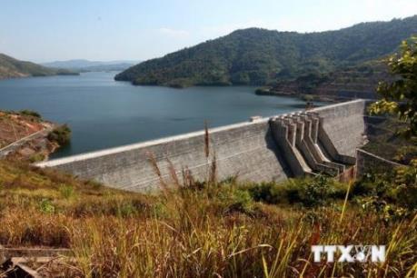 Quảng Nam: Hồ chứa Phú Ninh xả tràn để phòng lũ