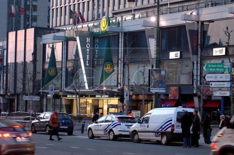 Khách sạn Sheraton tại Brussels bị phá sản
