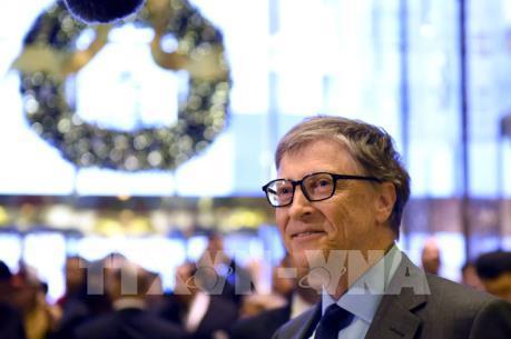 Tỷ phú B.Gates và Tổng thống đắc cử Mỹ Donald Trump sẽ bàn thảo nội dung gì?