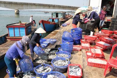 Trợ giá lưu giữ, sản xuất giống gốc giống thủy sản
