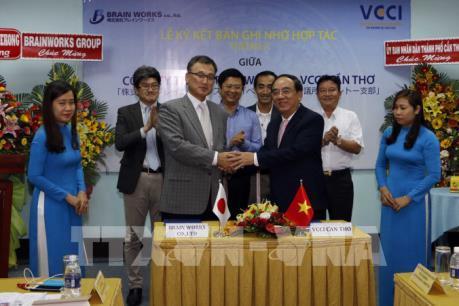 Ký kết Ghi nhớ hợp tác thương mại Việt Nam – Nhật Bản