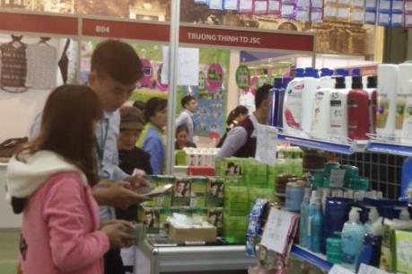 Khai mạc Hội chợ bán lẻ hàng Thái Lan 2016