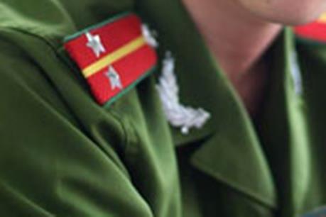 Vụ nổ tại Công an tỉnh Đắk Lắk: Thăng quân hàm cho cán bộ công an tử vong