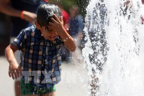 Thủ đô Santiago của Chile nóng nhất trong 1 thế kỷ qua