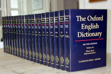 """""""Brexit"""" được đưa vào từ điển tiếng Anh Oxford"""